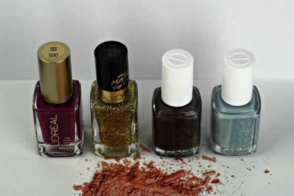 nail polish colors fall 2013