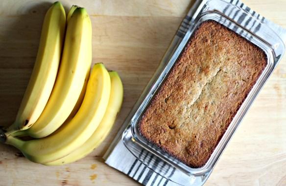 almond meal banana bread recipe