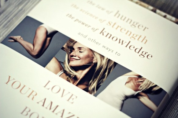 cameron diaz the body book review