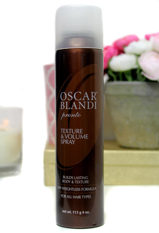 oscar bladni texture and volume spray review