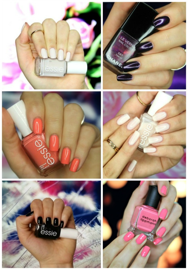 nails swatches blog
