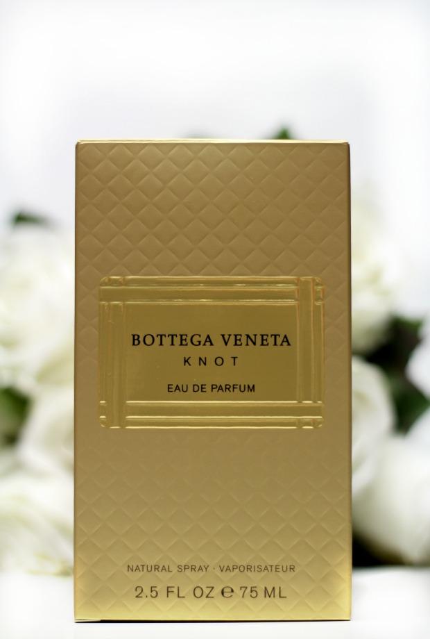 Bottega Veneta Knot Eau de Parfum box