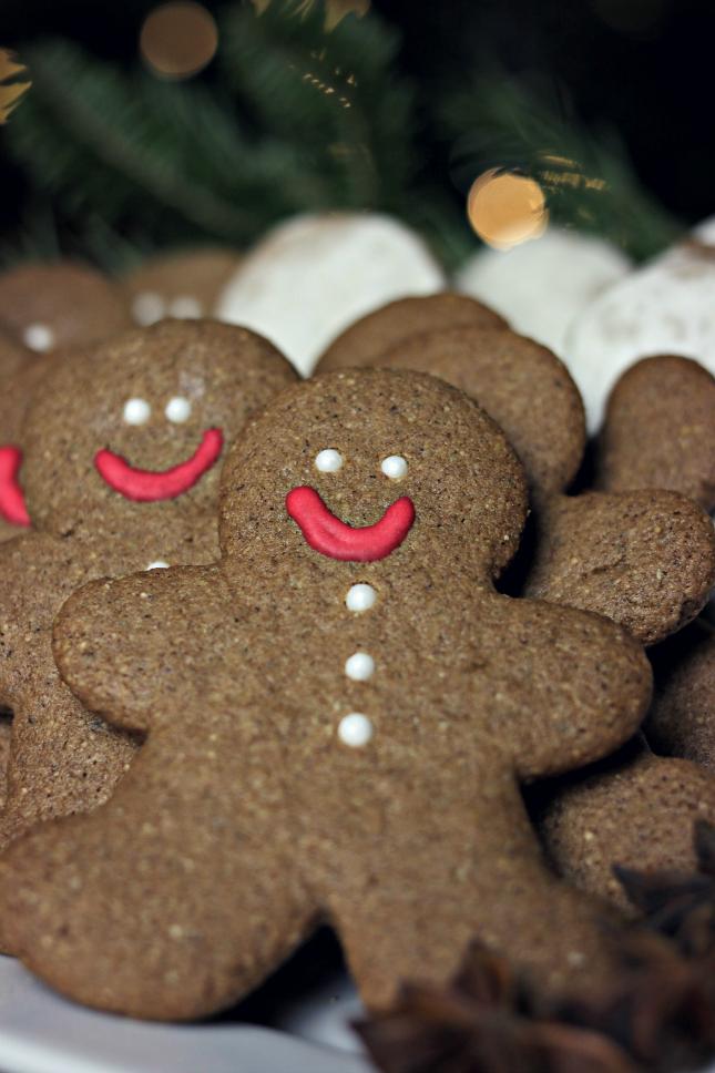 Gingerbread cookies easy recipe