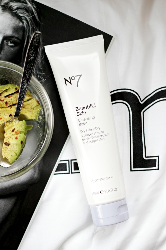 No7 Beautiful Skin Cleansing Balm Review
