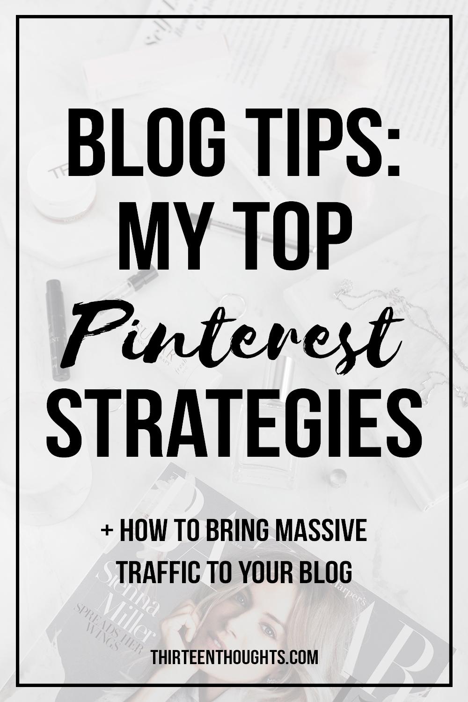 Top Pinterest Strategies