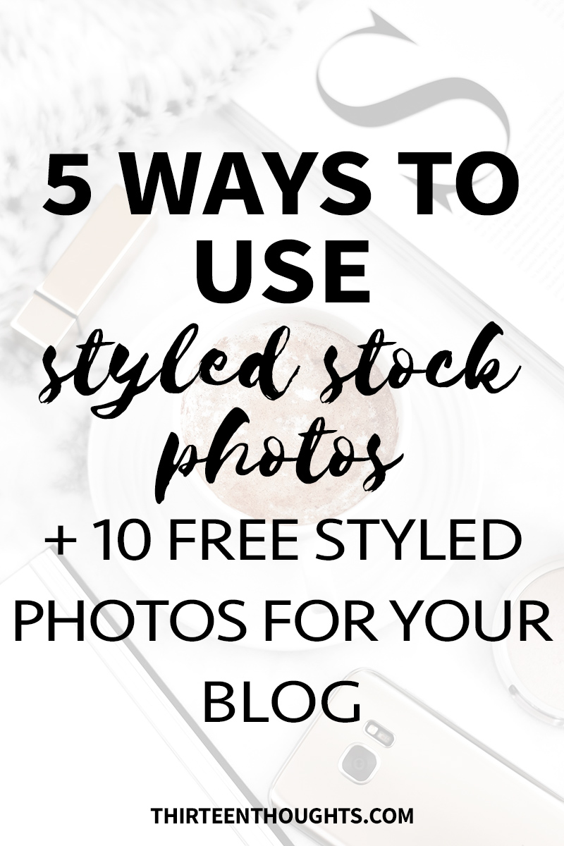Free Styled Stock Photos for Your Blog or Website