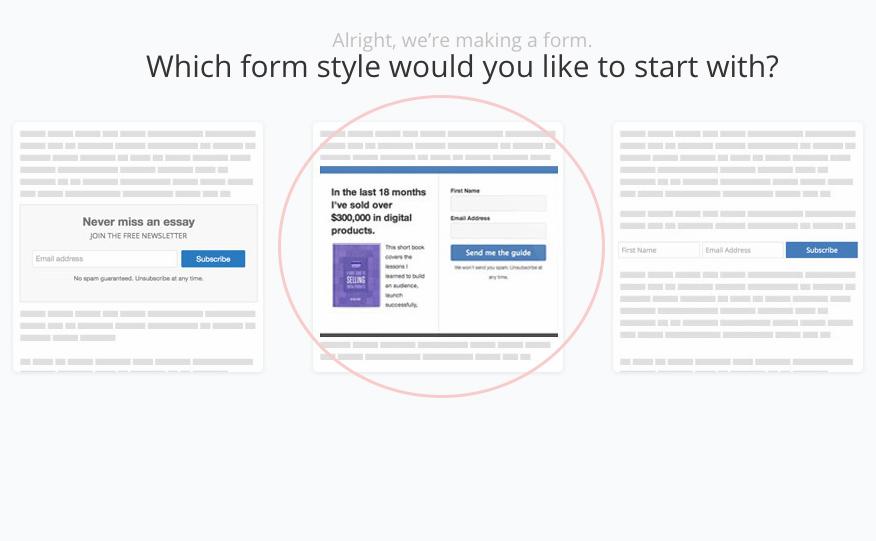 ConvertKit-Starting-a-Form