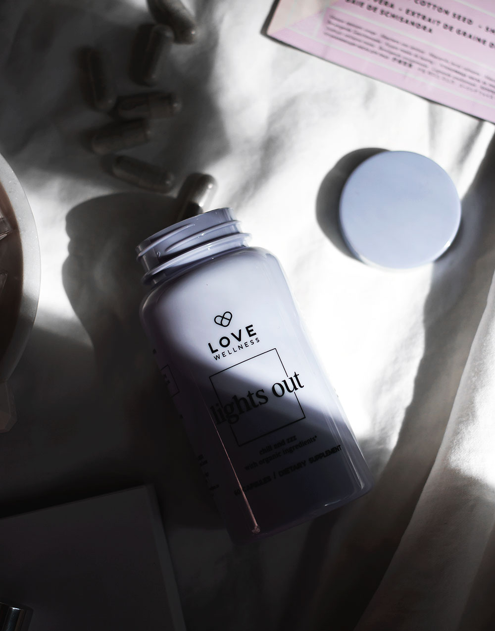 Beauty Sleep Products Love Wellness Lights Out