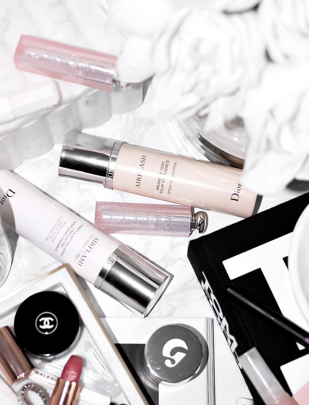 Time-Saving Beauty Dior-Airflash-Foundation