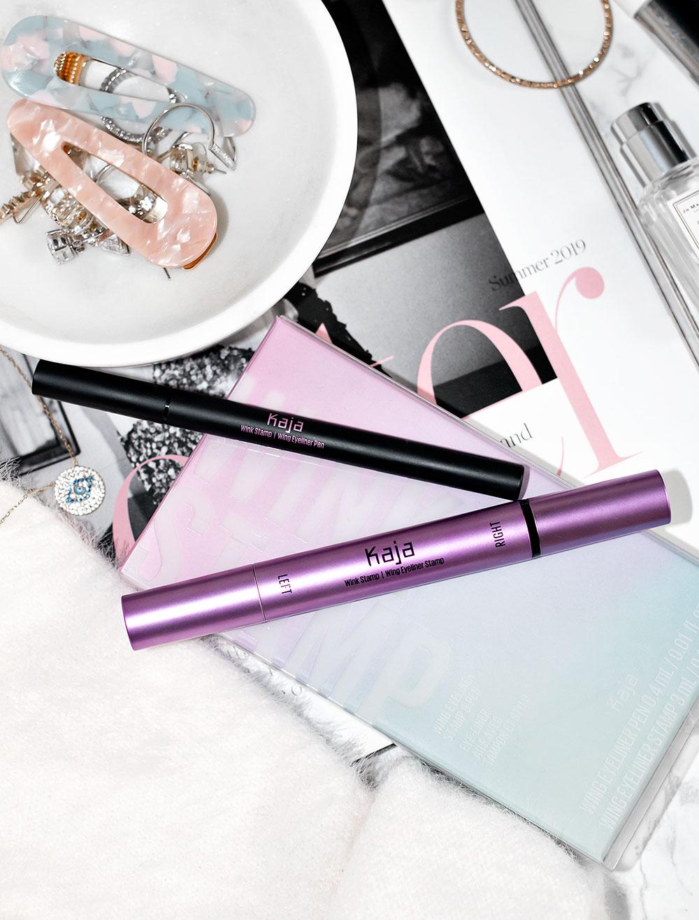 Time-saving beauty Kaja-Wink-Stamp-Eyeliner