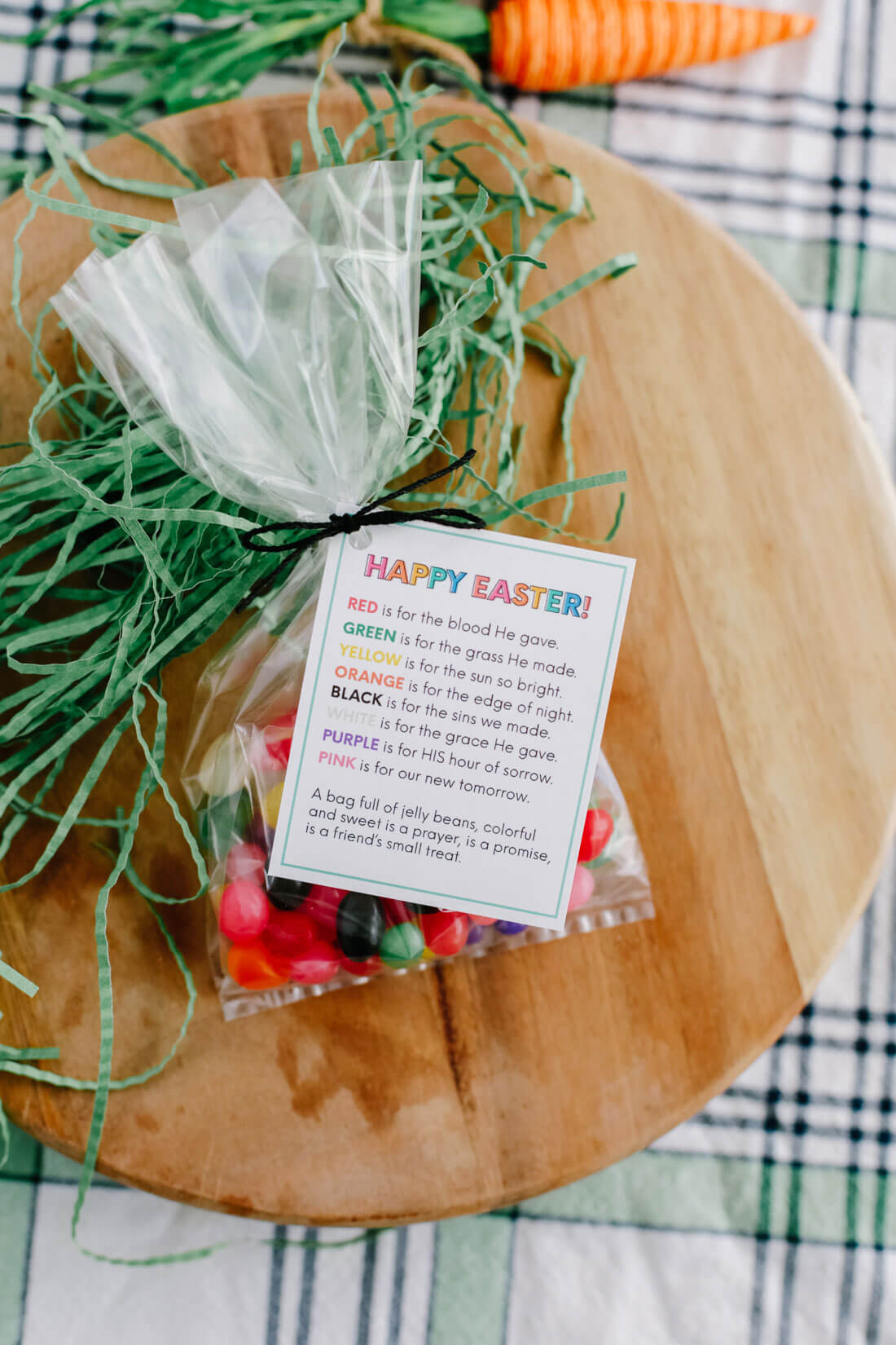 Easter Quotes Jelly Bean Poem