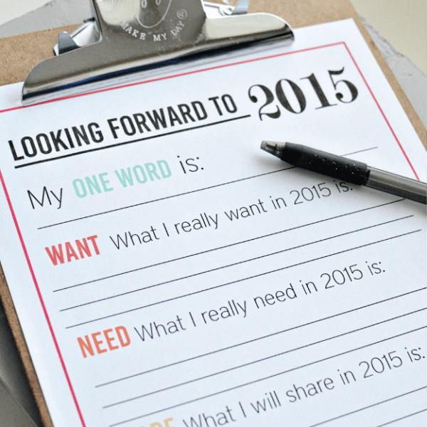 Printable New Year's Eve BINGO for Kids