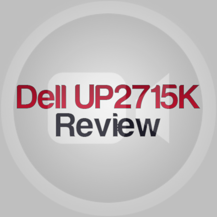 Dell UP2715K 5K Monitor Review