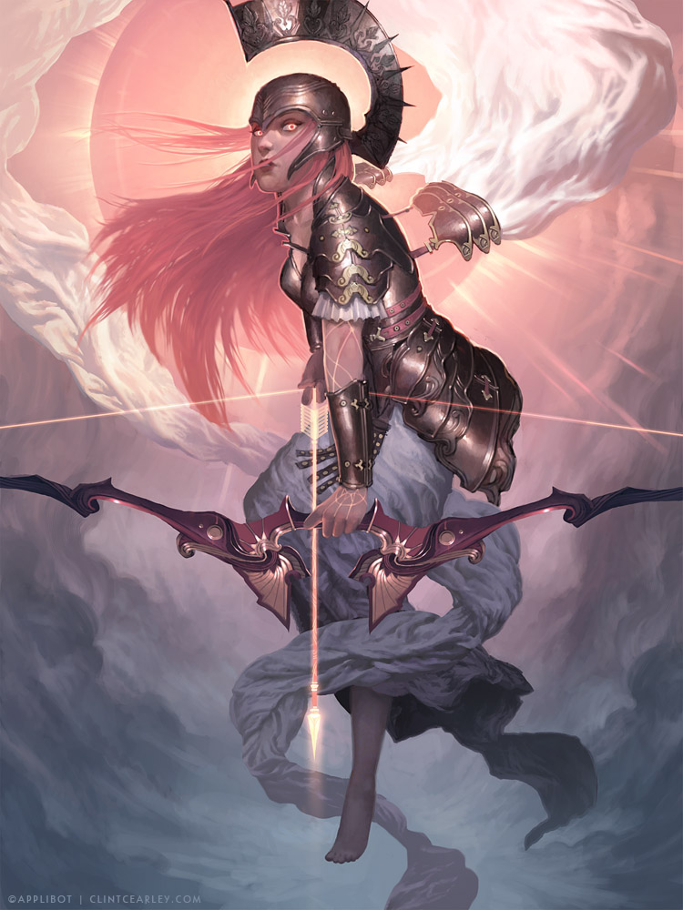 Concept Gathering Character Art Magic