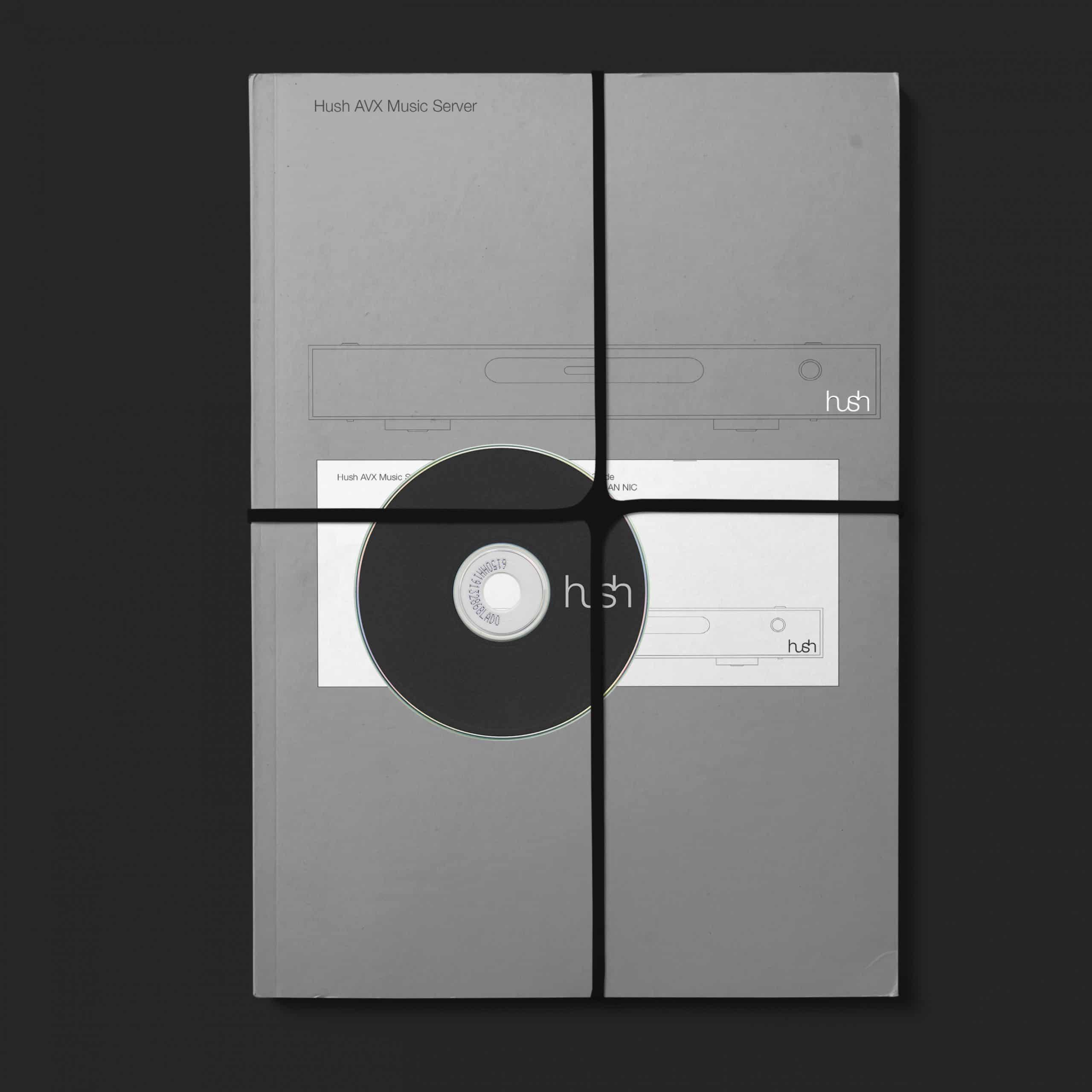 Hush CD and literature