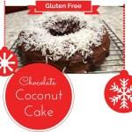 Gluten Free Chocolate Coconut Cake
