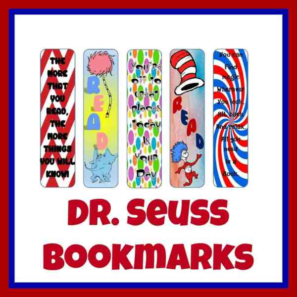 Celebrate Dr Seuss Day March 2