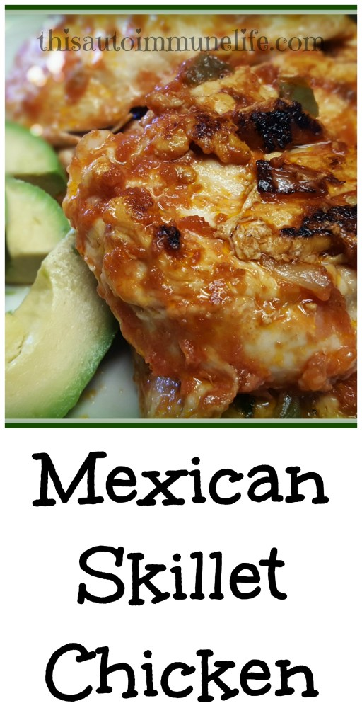 Mexican Skillet Chicken