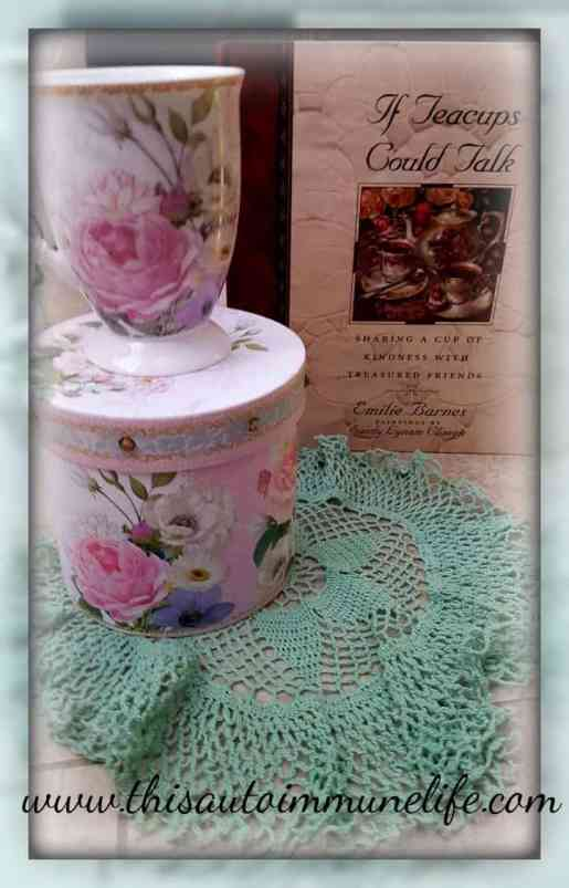 Enchanting Rose 11th Teacup Exchange