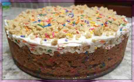 Funfetti Birthday Cake Cheesecake Pinterest Challenge from www.thisautoimmunelife.com