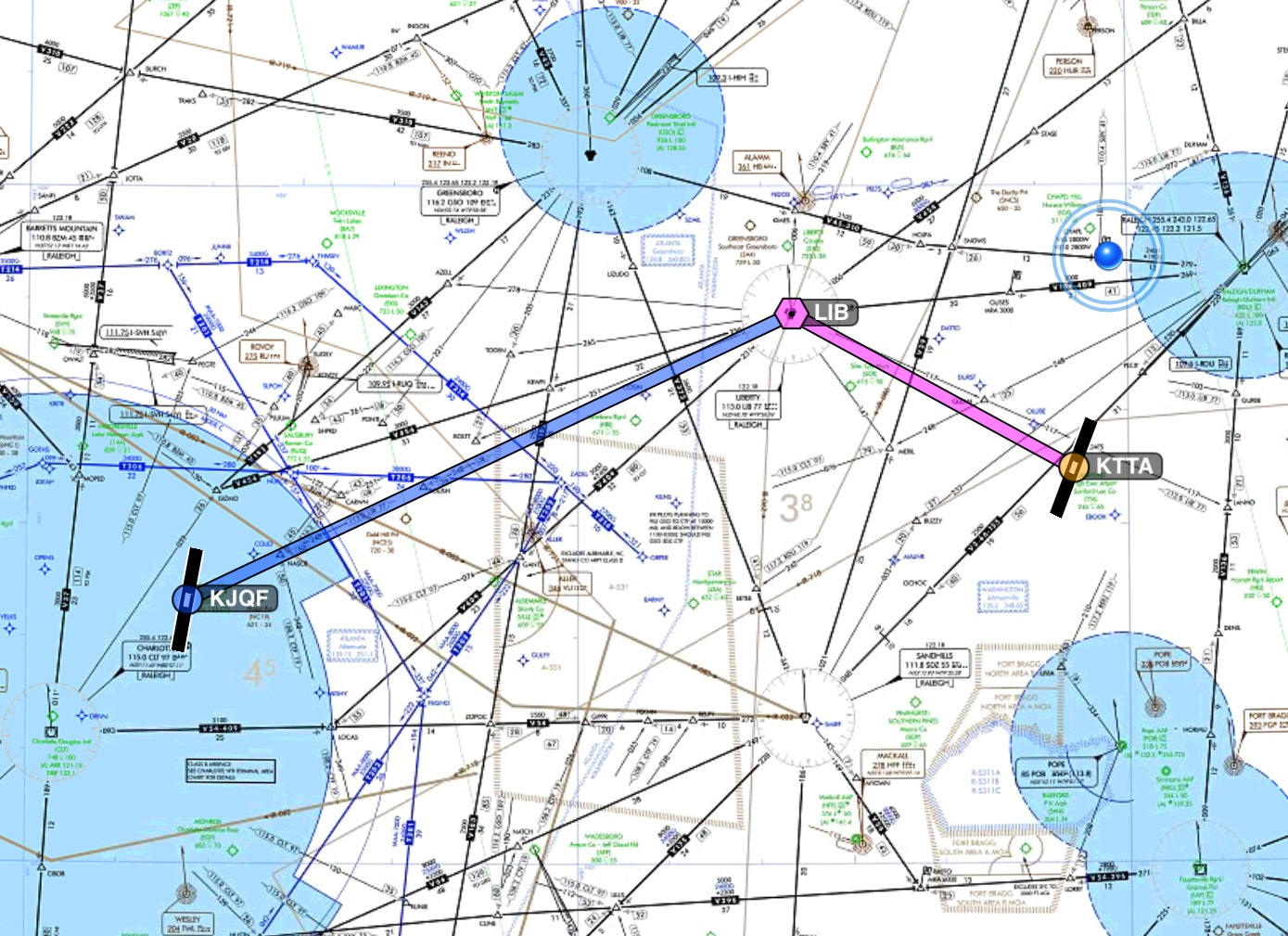 Instrument Ground School - Enroute Charts - This Aviation Life