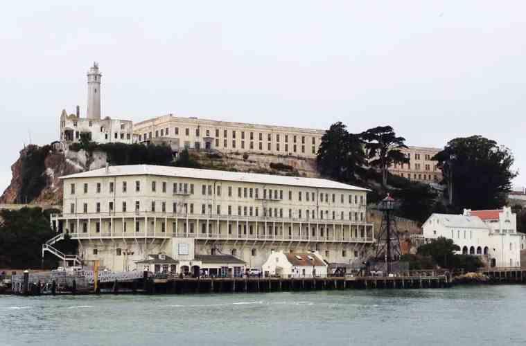 Pier  Ferry Service To Alcatraz Island