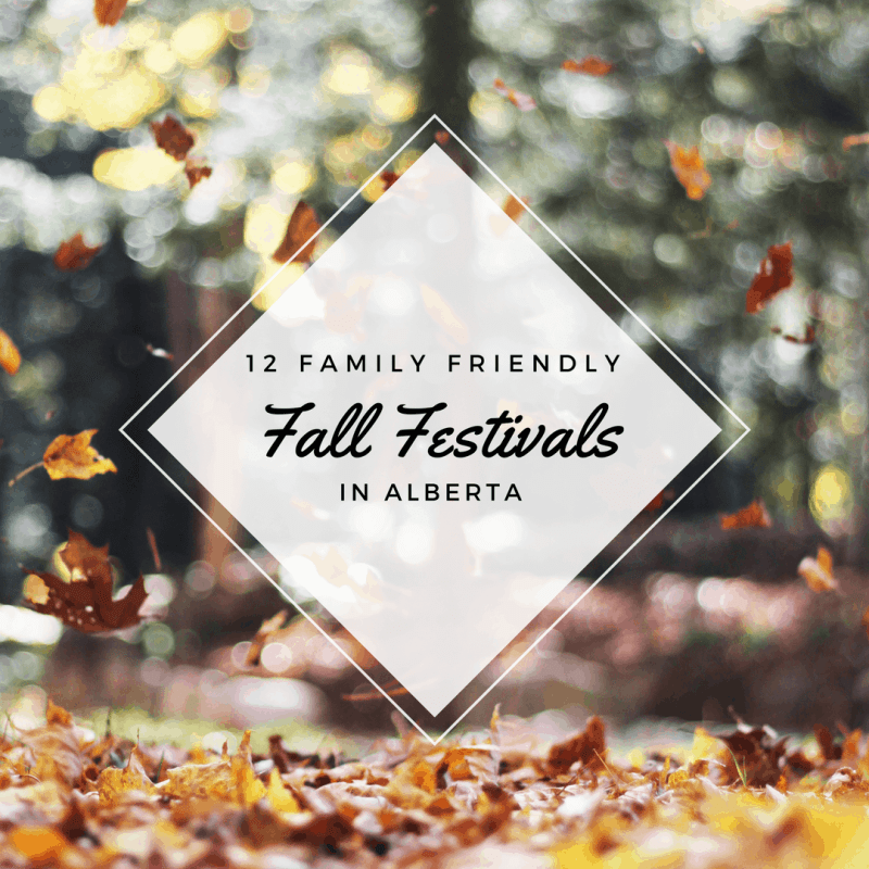12 Family Friendly Fall Festivals in Alberta