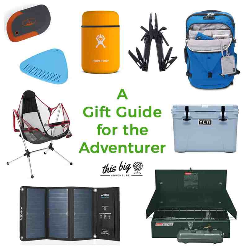 A Gift Guide for the Adventurer