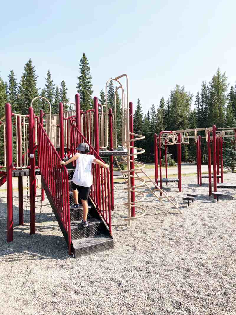 Tall Timber Leisure Park, Sundre Alberta