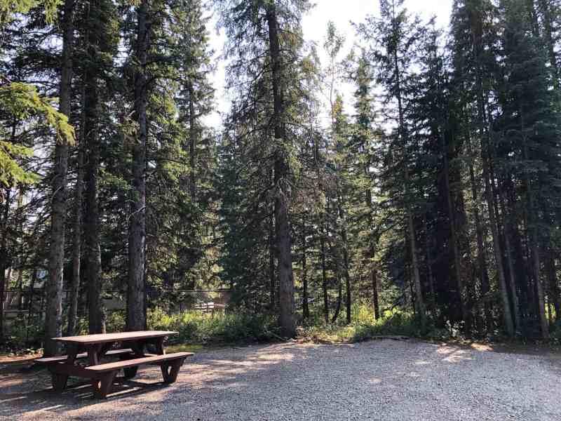 Tall Timber Leisure Park, Sundre Alberta