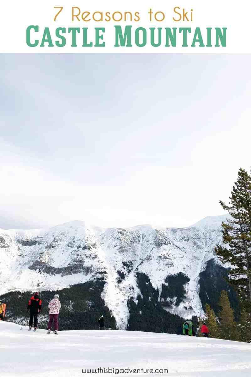7 Reasons to Ski Castle Mountain Resort