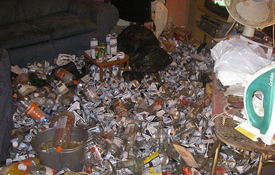 Image result for pile of beer cans