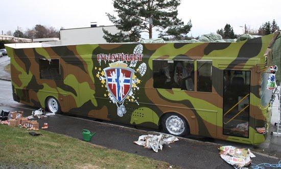 armybus