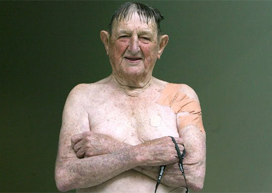 old-swimmer