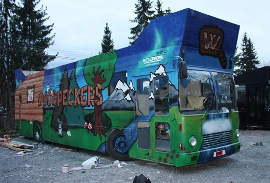 woodpeckersbus