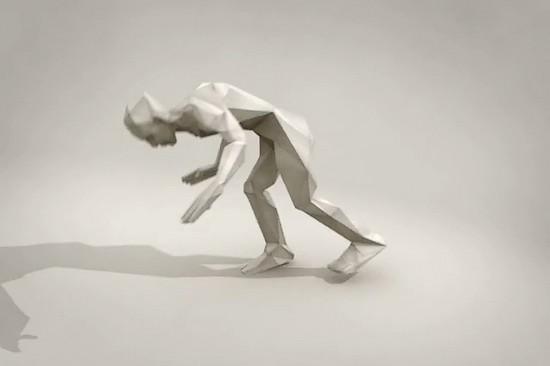 evolution origami