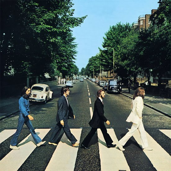 Abbey-Road Beatles' Abbey Road album cover has inspired several artists to