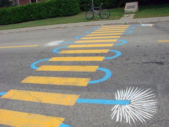 street-cros-art