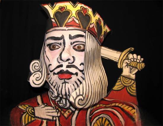 king-cards-facepaint