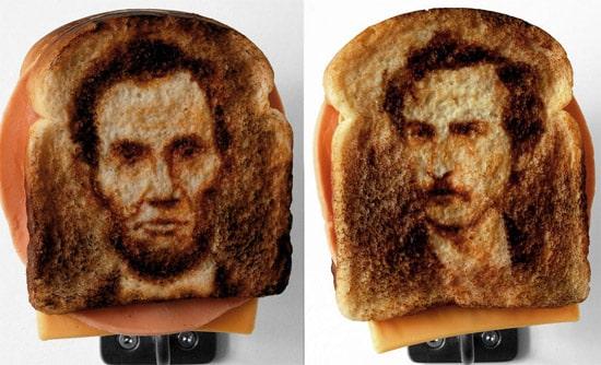 lincoln-toast-art