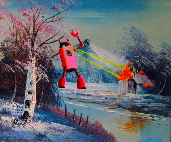 robots-house-winter-paint