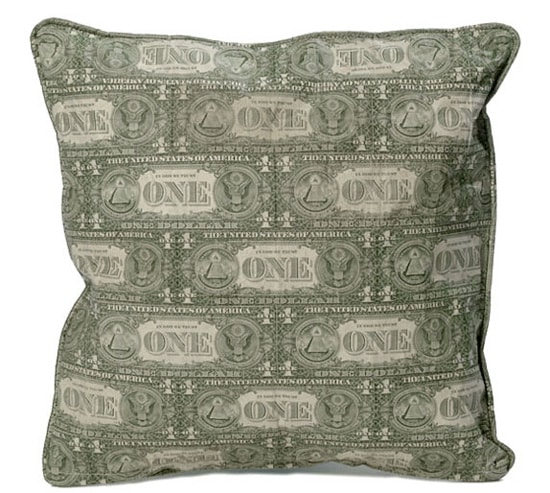 pillow-money