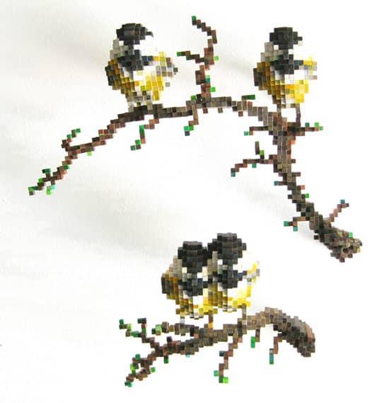 pixelate-birds