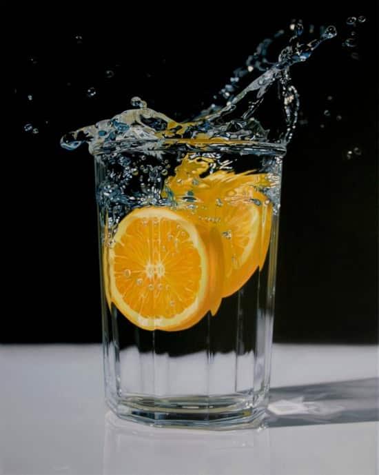 glass-lemon-paint