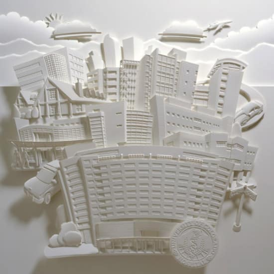 paper-art-future-city