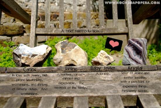 the rock cast