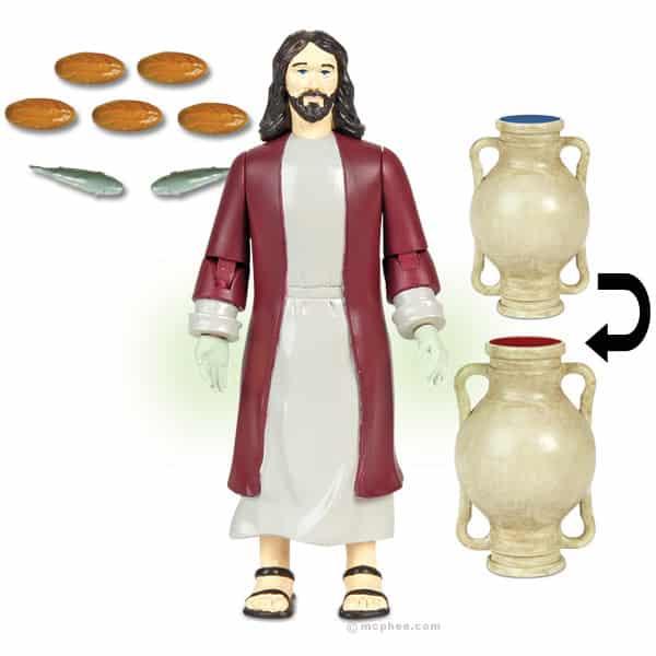 Deluxe Miracle Jesus