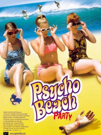 psycho-beach-party