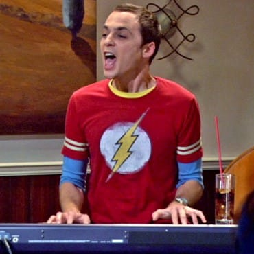 Sheldon Flash T-Shirt