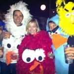 Angry Birds Halloween Costume